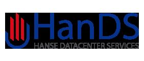 Logo HanDS Hanse Datacenter Services GmbH
