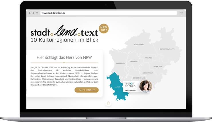 Stadt Land Text 2017